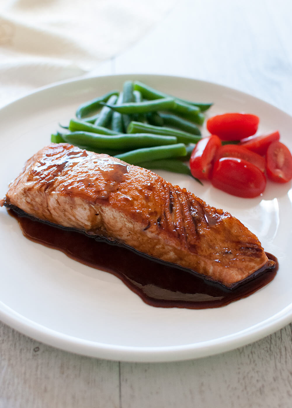 Teriyaki Salmon Recipetin Japan