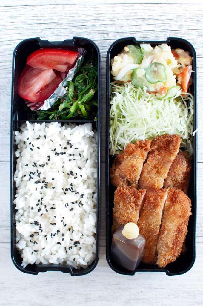 Bento Box - Tonkatsu Bento