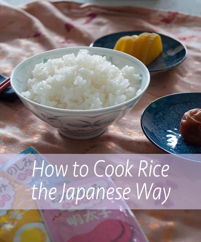如何煮米饭