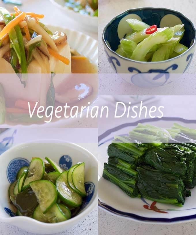 蔬菜菜肴可以是素食主义者