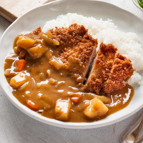 Katsu Curry Japanese Curry With Chicken Cutlet Recipetin Japan