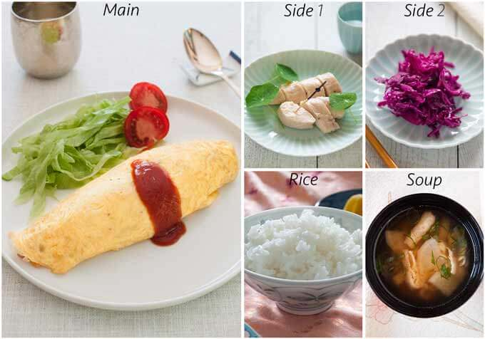Menu idea with Marinated Chicken Tenderloin.