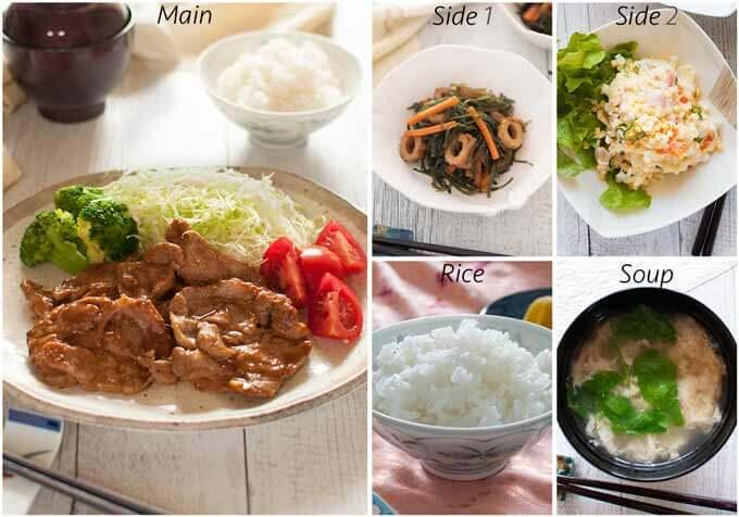 Meal idea with Simmered Shredded Kelp (Konbu)